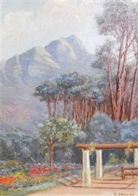 a cape garden by ethel m. edwards