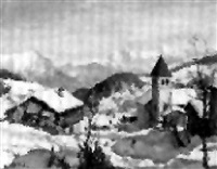 village de savoie by angelo abrate