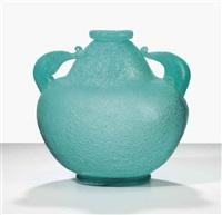 pulegoso vase by ferro murano