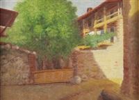 paesaggio by dario piazza