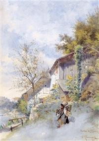partie bei grein by franz korenski