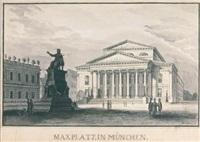 maxplatz in münchen by johannes hilber