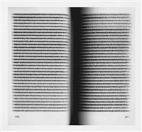 every... page of vilem flusser's book towards a philosophy of photography by idris khan