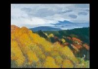 autumn landscape by hitoshi yamaba