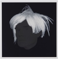 andy warhol (diamond dust) by peter blake