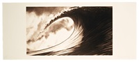 untitled (wave #7) by robert longo