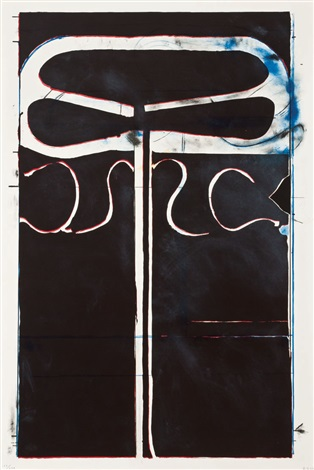 untitled from clubspade group 81 82 eight by eight to celebrate the temporary contemporary by richard diebenkorn