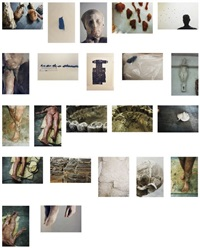 untitled (+ 21 others; 22 works) by kiki smith