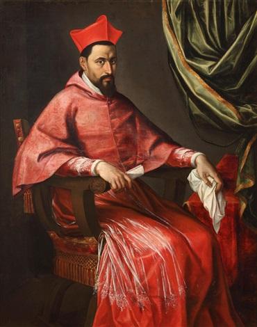 bildnis eines kardinals by pietro facchetti