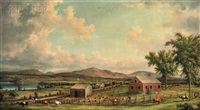goodrich farm by john white allen scott