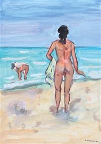 nudo al mare by alfredo catarsini