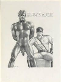 slave market by tom of finland