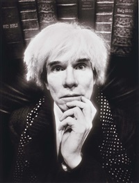 andy warhol: last sitting, november 22, new york by david lachapelle