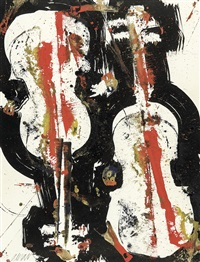 violons by arman