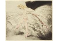 fair dancer by louis icart
