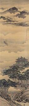 tengwang pavillion by huang yingchen