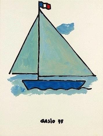 voilier by gérard gasiorowski