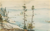 lake superior by william walton armstrong