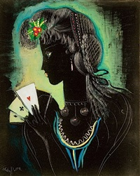 le tour de cartes by mily possoz