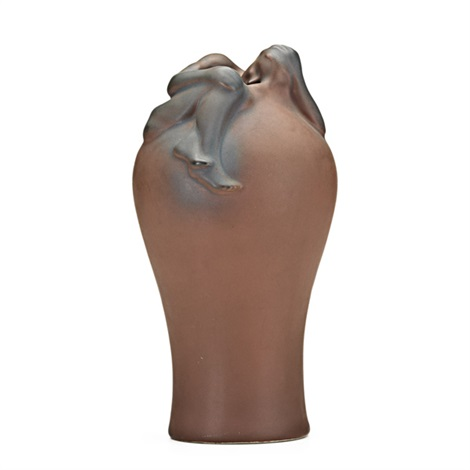 Despondency Vase By Van Briggle Pottery Co On Artnet