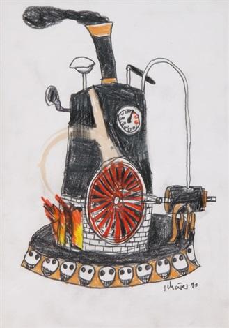 dampfmaschine by hans schärer