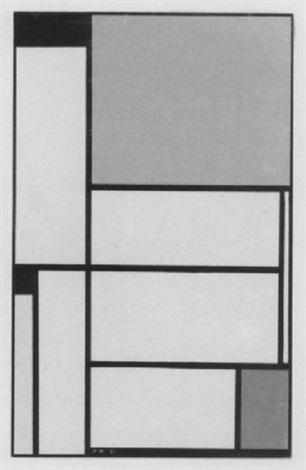 Der Sieg der Farbe by Piet Mondrian on artnet