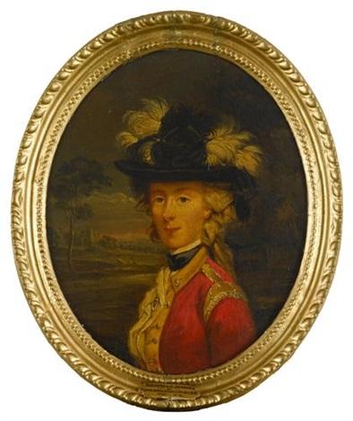 portrait of the duchess of albermarle by john singleton copley
