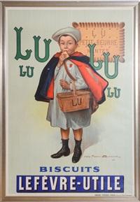 lu bisquits by firmin bouisset