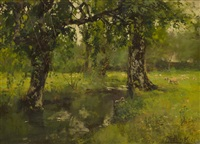 a pastoral by henry john yeend king