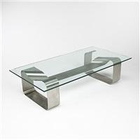 coffee table by paul legeard