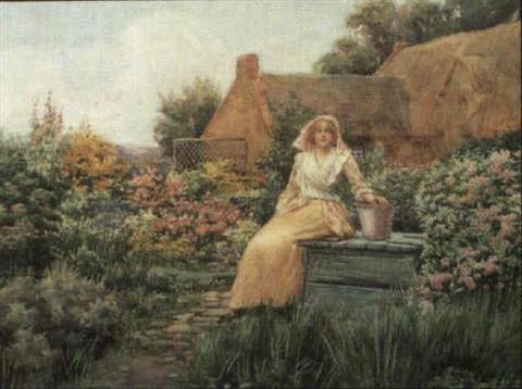 at the well by william f ashburner