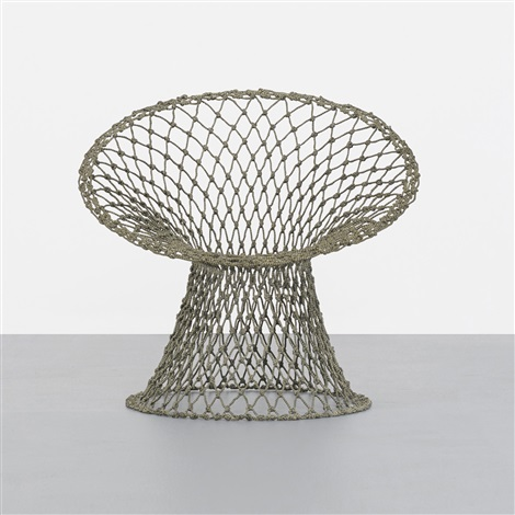 fishnet chair by marcel wanders on artnet. Black Bedroom Furniture Sets. Home Design Ideas