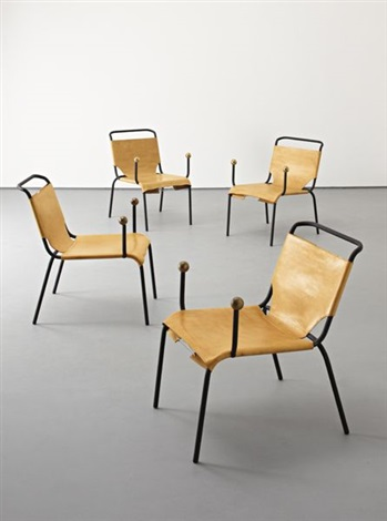 bola chairs set of 4 by lina bo bardi