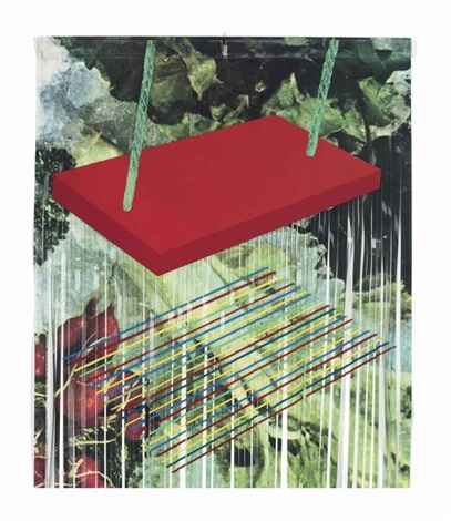 sketch for forest ranger from ten from leo castelli by james rosenquist