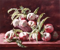 peaches by boris leifer