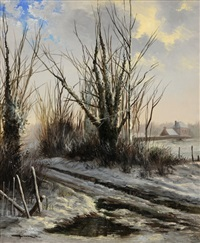 landscape by raymond quence