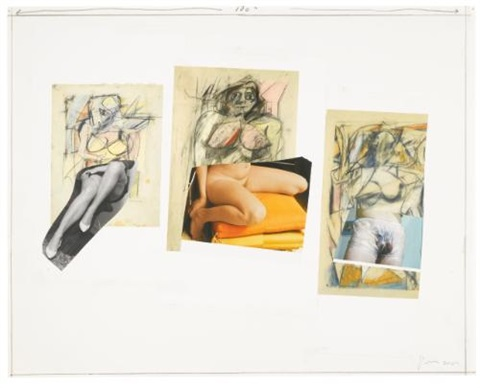 after de kooning by richard prince