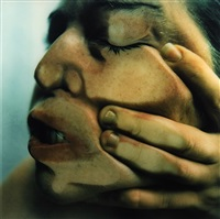 close contact #14 by jenny saville