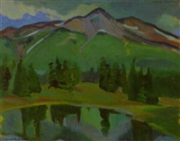 the mountain and the mirror by charles hepburn scott