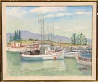 sailboats by adela smith lintelmann