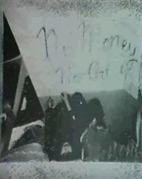 broken-record 'mo money no art' by colette