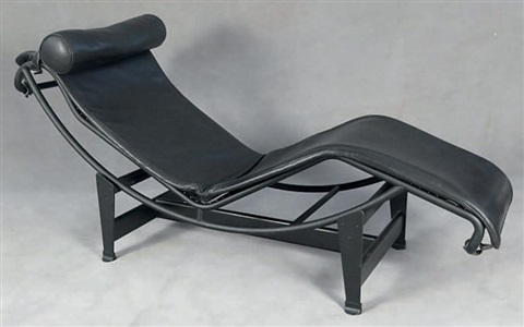 chaise longue lc4 by le corbusier