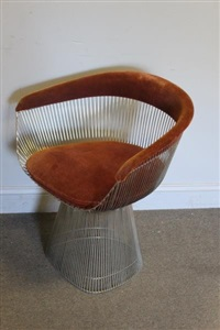 Hervorragend Midcentury Warren Platner; Knoll Arm Chair