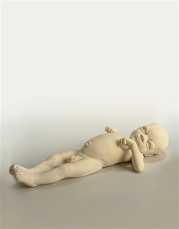 untitled baby by ron mueck