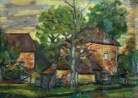 house in the country by michel adlen