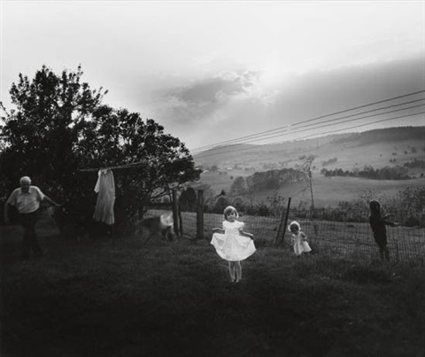 easter dress by sally mann