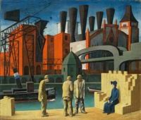 berliner industrielandschaft by hans steiner
