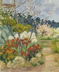 le jardin fleuri by marie-lucie nessi-valtat