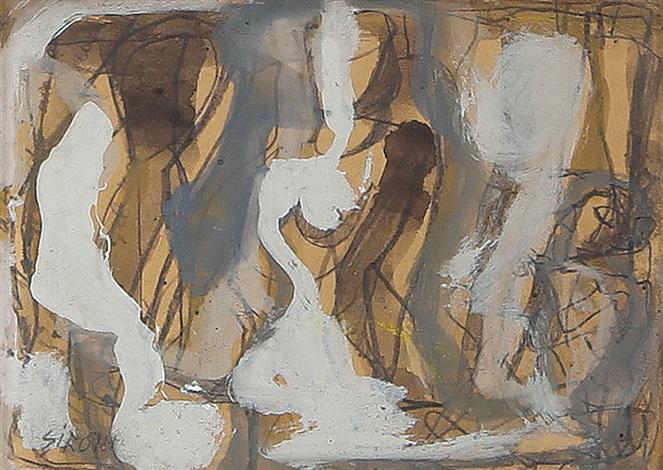 composizione con figure by mario sironi