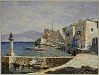hydra-island greece by antonis kanas